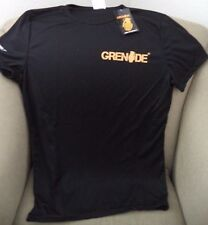 GRENADE ARM YOURSELF T-SHIRT SPORTS SIZE XL BLACK *NWT*