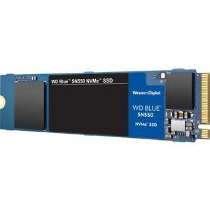 WD Blue SN550 WDS500G2B0C 500 GB Solid State Drive - M.2 2280 Internal - PCI Exp