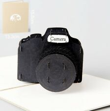 3D Pop Up Card Camera Photography Travel Gift Creative New Hot Greeting Cards