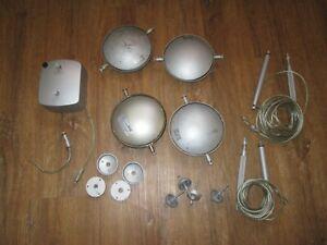 Ikea Norrsken S9900 Ringkerntrafo / Seilsystem Trafo LED geeignet mit 4 Lampen