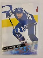 NICK ROBERTSON 20-21 UD Young Guns RC Rookie Mint - Toronto Maple Leafs
