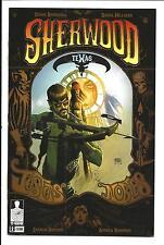 SHERWOOD, TEXAS # 2 (12-GUAGE COMICS, AUG 2014), NM