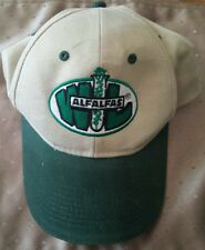 ADJUSTABLE HAT CAP WL ALFALFAS AG AGRICULTURE ADVERTISING