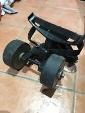 GOLF TROLLEY SPARE PARTS … Front Wheel inc. Carrier for HillBilly