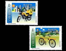 Bike Bicycles -postal vehicles - UPAEP 1994 Mic 2573 Sn 2464 Yvt 2165 RHM C-1885