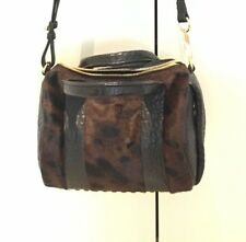 Alexander Wang pony hair Rocco bag