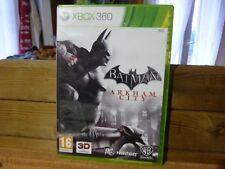 - Batman Arkham City - Xbox 360 -