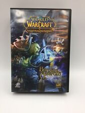 WORLD OF WARCRAFT Trading Card Games  HEROS OF AZEROTH BLIZZARD