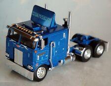 FIRST GEAR WESTERN BLUE PETERBILT 352 COE CAB 60-0618 T DCP