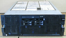 IBM X3850 M2 4x Six-CORE XEON E7450 2.4GHz 64 GB 2x 72 GB 2x 73 GB Server Rack RAID