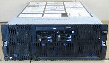 IBM X3850 M2 4x SIX-CORE XEON E7450 2.4GHz 64GB 2x 72GB 2x 73GB RAID Rack Server