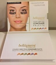 BELLAPIERRE COSMETICS COLOR CORRECTING CONCEALER PALETTE Bella Pierre SET