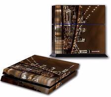 New York Brooklyn Bridge PS4 Skin Vinyl Decal PlayStation 4 Designer Sticker 215