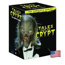 Tales from the Crypt: The Complete Series Seasons 1-7 (DVD, 2017) FREE SHIPPING