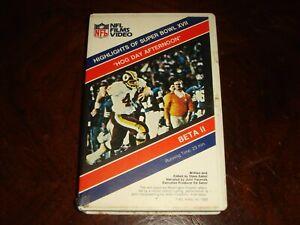 NFL FILMS SUPER BOWL XVII 17 HOG DAY AFTERNOON 1983 BETA II Redskins VS Dolphins