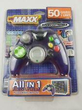 vs Maxx  Video Extreme 50 Games All in 1 Video Game Hand Controller System New