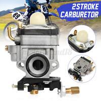 1x Carburatore Carb Per 22cc 26cc 33cc 34cc 36cc Tagliaerba Decespugliatore 11MM