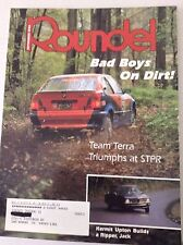 Roundel Magazine Team Terra Triumphs At STPR September 1998 051617nonrh