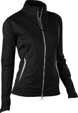 Zero Restriction women's Rosie wind water Black Golf Jacket  Medium retail $190