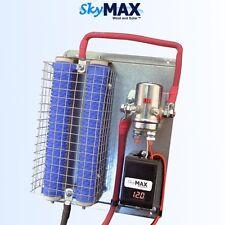 Charge controller 12 Volt Digital with 2 resistor divert load 4 wind & solar