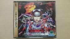 Sega Saturn Burning Rangers Japan SS