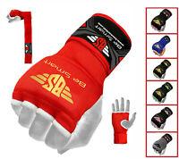 Be Smart Gel Padded Gloves Wrap Inner Hand Wrap boxing bag Fist Padded MMA, M