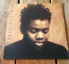 TRACY CHAPMAN DEBUT VINYL LP  MATT COVER 960774 Label Misprint A1 B1