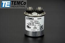 TEMCo 5 MFD uF Run Capacitor 370 vac Volts AC Motor HVAC 5 uf