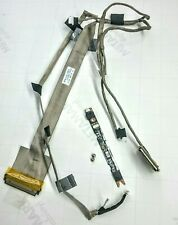 Sony Vaio PCG-3D1M VGN-FW21E Webcam With LCD LVDS Screen Cable 073-0001-5760-B