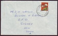 "QUEENSLAND  POSTMARK ""VICTORIA ESTATE"" CDS ON 1973 COMMERCIAL COVER (PS4815)"
