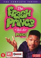 The Fresh Prince of Bel-Air : Complete Series / L'intégrale (23 DVD)