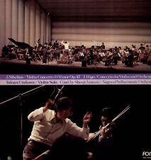 Sibelius, Higo - Violin Concerto Japan, Takaya Urakawa, Nagoya Fontec LP