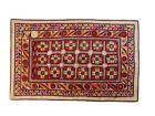 Handmade Embroidery Chakla Vintage Kutch Banjara Tribal Wall Hanging Tapestries