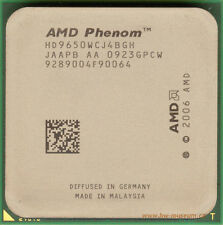 AMD Quad Core CPU Phenom X4-9650 2.3GHz Socket AM2 AM2+ POTENTE