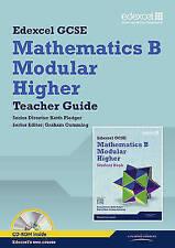 Gcse Maths Edexcel 2010. Spec B Higher Teacher Book by Tanner, Kevin, Pledger,