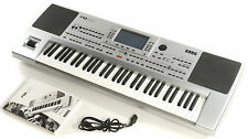 Korg PA-80 61-key Portable Arranger Keyboard Synth PA80 Synthesizer
