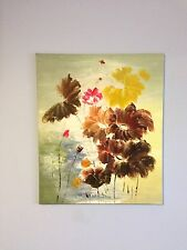 """14"""" X 20"""" framed and canvas paintings"""