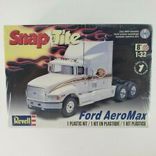 Revell Ford AeroMax Truck Model Kit - Snap Tite - NEW Factory Sealed 1:32 Scale