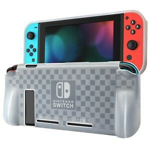 Comfort Grip Protective Case for Nintendo Switch - Clear