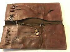 Fishing Hook Case Leather Mutual Trust Life Insurance