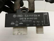 Skoda Fabia 6Y - Steuergerät Kühlerlüfter Kühler Lüfter 1J0919506M (18)
