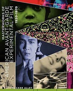 Masterworks of American Avant-Garde Experimental [New Blu-ray] With DVD