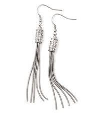 lia  sophia RUMBA earring -silver, crystal
