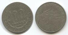 "G15327 Zentralafrikanische Republik 100 Francs 1978 KM#8 ""EMPIRE CENTRAFRICAIN"""