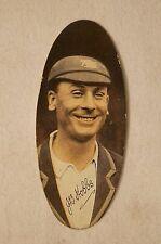 Cricket Collectable - Vintage - 1935 - Scarce Carreras Oval Card - Jack Hobbs
