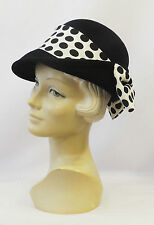Flapper Felt Vintage Hats for Women