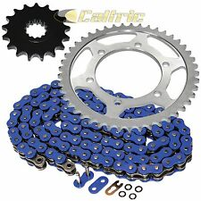 Blue O-Ring Drive Chain & Sprocket Kit Fits YAMAHA R1 YZF-R1 2004-2008
