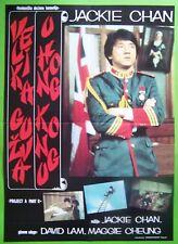"""A""GAI WAK 2 (PROJECT A PART II)-JACKIE CHAN-ORIGINAL YUGOSLAV MOVIE POSTER 1987"