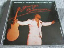 "George Benson ""Weekend In L.A"". CD"