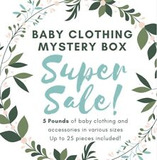 5 Pound Lot of Baby Clothing